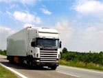 FRUITS AND VEGETABLES TRANSPORT KEEPS FREE FORM THE RESTRICTIONS OF TRUCK TRAFFIC IN SPAIN