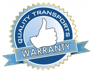quality transport warranty