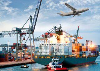 empresa de logística y transporte