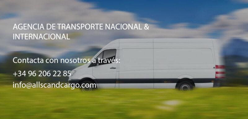 agencia de transporte